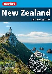 Cover Berlitz Pocket Guide New Zealand (Travel Guide eBook)
