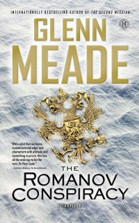 Cover Romanov Conspiracy