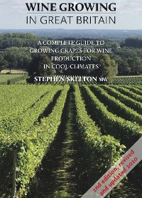 Cover Wine Growing in Great Britain 2nd Edition - Ebook
