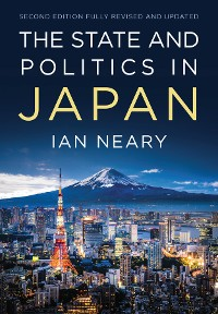 Cover The State and Politics In Japan