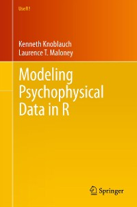 Cover Modeling Psychophysical Data in R