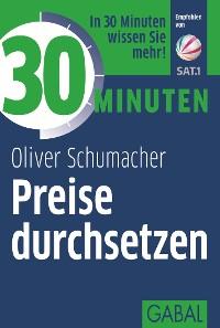 Cover 30 Minuten Preise durchsetzen