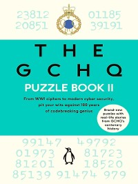 Cover The GCHQ Puzzle Book II