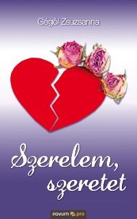 Cover Szerelem, szeretet
