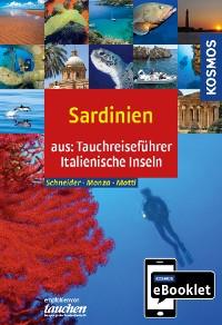 Cover Tauchreiseführer Italienische Inseln - Sardinien