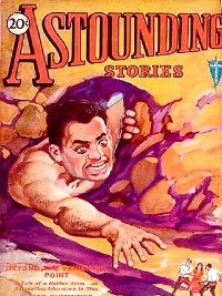 Cover Astounding Stories of Super-Science Vol. 15