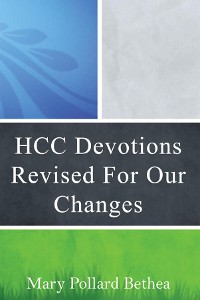 Cover HCC Devotions Revised For Our Changes