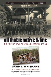Cover All That Is Native and Fine