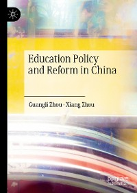 Cover Education Policy and Reform in China