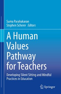 Cover A Human Values Pathway for Teachers