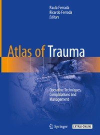 Cover Atlas of Trauma