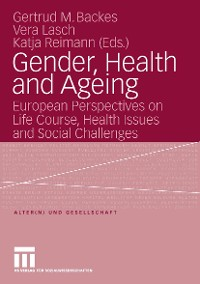 Cover Gender, Health and Ageing