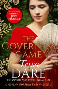 Cover Governess Game (Girl meets Duke, Book 2)
