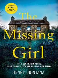 Cover The Missing Girl