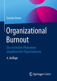 Cover Organizational Burnout