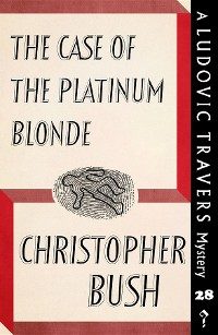 Cover The Case of the Platinum Blonde