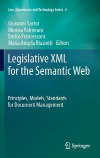 Cover Legislative XML for the Semantic Web