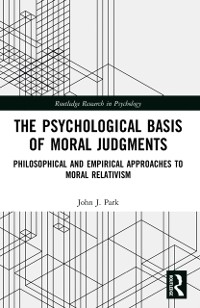 Cover Psychological Basis of Moral Judgments