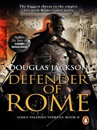 Cover Defender of Rome