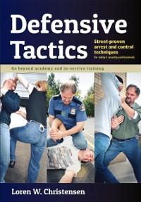 Cover Defensive Tactics