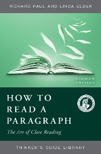 Cover How to Read a Paragraph