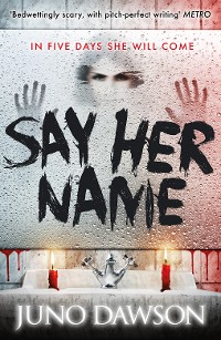 Cover Say Her Name