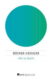 Cover «Wo ist Gott?»
