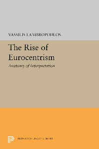 Cover The Rise of Eurocentrism