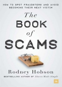 Cover Book of Scams