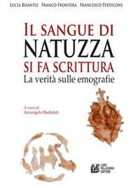 Cover Il sangue di Natuzza si fa scrittura. La verità sulle emografie