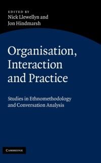 Cover Organisation, Interaction and Practice
