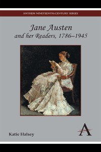 Cover Jane Austen and her Readers, 1786–1945