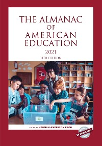 Cover The Almanac of American Education 2021