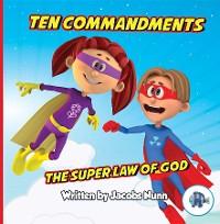 Cover Ten Commandments The Super Law of God