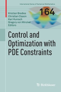 Cover Control and Optimization with PDE Constraints