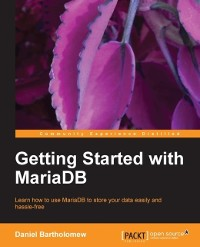Cover Getting Started with MariaDB