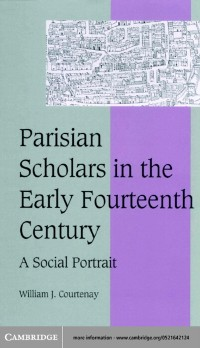 Cover Parisian Scholars in the Early Fourteenth Century