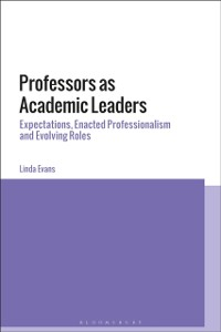 Cover Professors as Academic Leaders