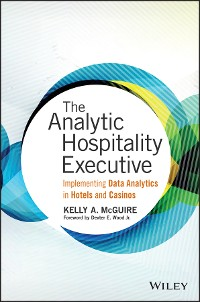Cover The Analytic Hospitality Executive