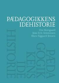 Cover PAedagogikkens idehistorie