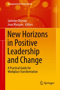 Cover New Horizons in Positive Leadership and Change