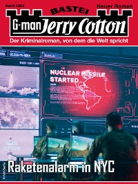 Cover Jerry Cotton 3353