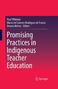 Cover Promising Practices in Indigenous Teacher Education