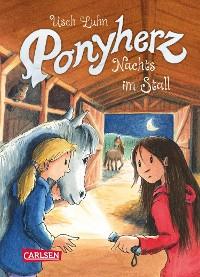Cover Ponyherz 6: Nachts im Stall