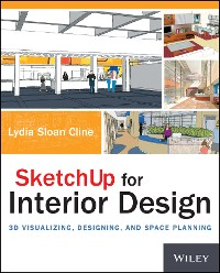 Cover SketchUp for Interior Design