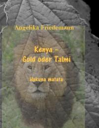 Cover Kenya - Gold oder Talmi
