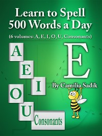 Cover Learn to Spell 500 Words a Day