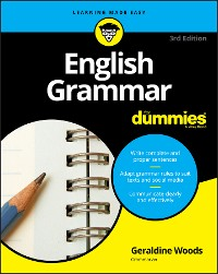 Cover English Grammar For Dummies