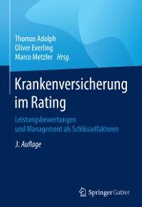 Cover Krankenversicherung im Rating