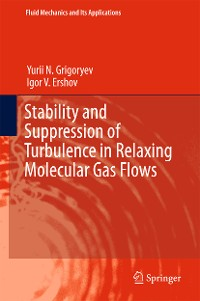 Cover Stability and Suppression of Turbulence in Relaxing Molecular Gas Flows